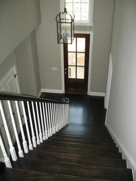 stain-stair-system-rails-paint-all-other-surfaces